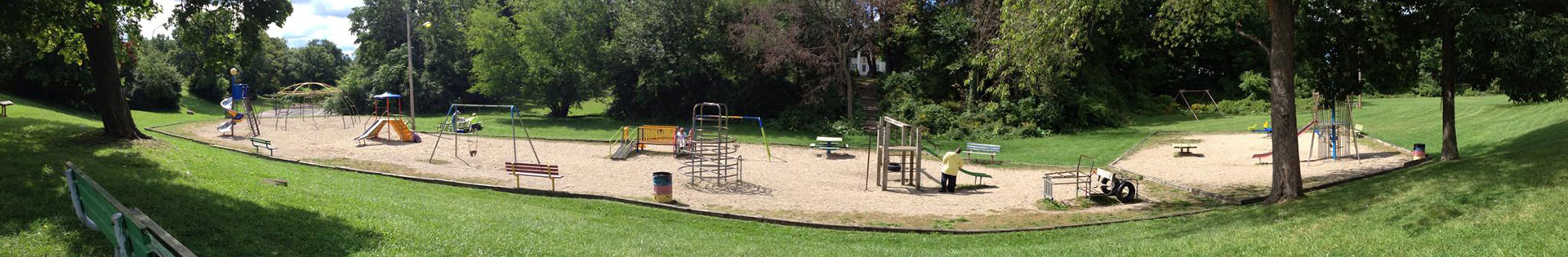 Neighborhood Park and Playground