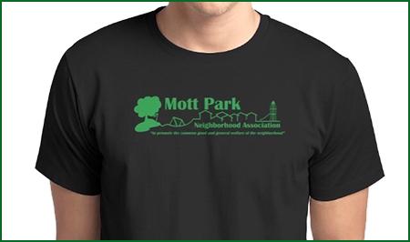 Mott Park T-Shirt